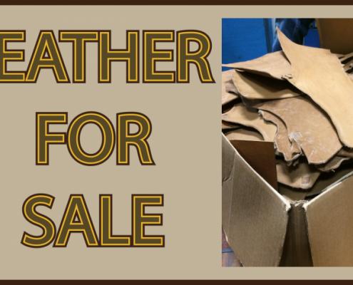 scrap leather sale