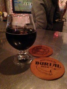 rate beer, burial