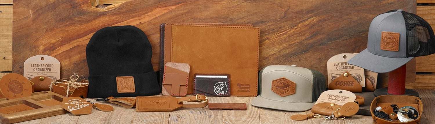Custom Leather Accessories | Oowwee Products