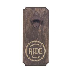 Bottle Opener: Nice People Ride Bikes