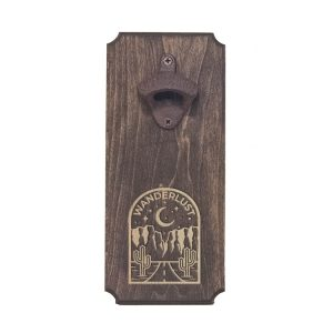 Bottle Opener: Wanderlust