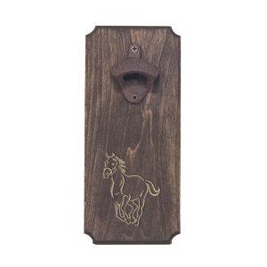 Bottle Opener: Horse