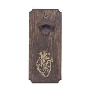 Bottle Opener: Heart