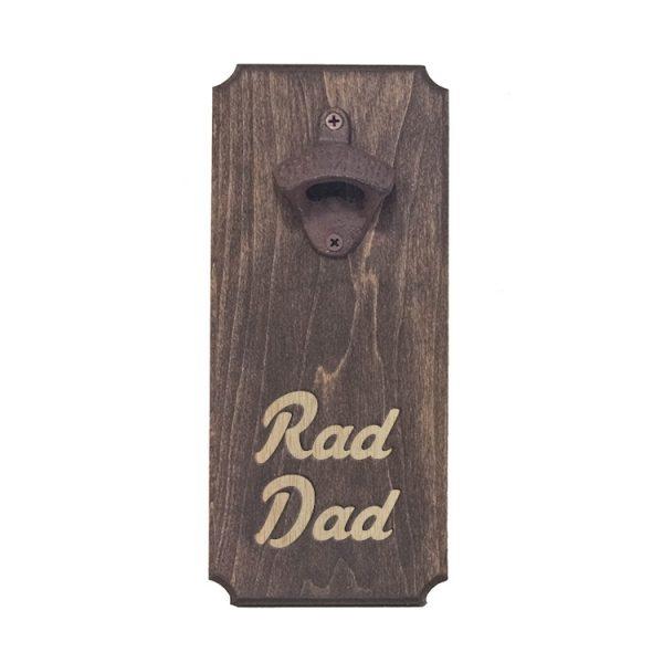 Bottle Opener: Rad Dad