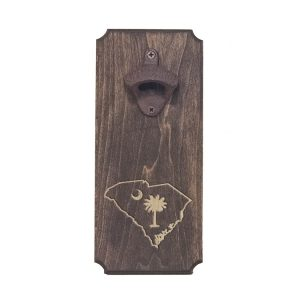Bottle Opener: SC Palmetto