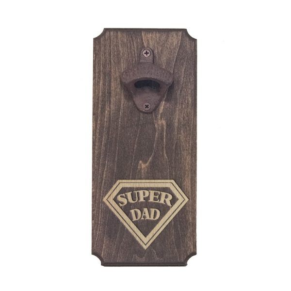 Bottle Opener: Super Dad