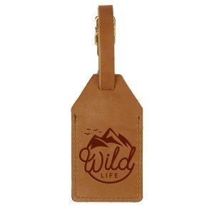 Sewn Tag: Wild Life
