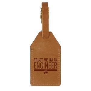 Sewn Tag: Trust Me ... Engineer