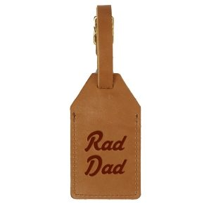 Sewn Tag: Rad Dad