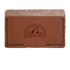 Single Horizontal Card Wallet: Explore