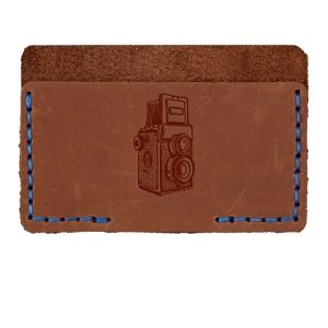 Single Horizontal Card Wallet