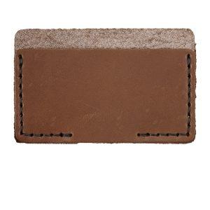 Single Horizontal Card Wallet: Custom
