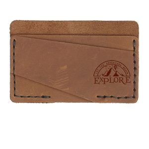 Double Horizontal Card Wallet: Explore