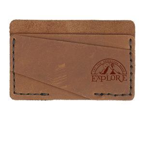 Double Horizontal Card Wallet: Explore