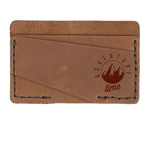 Double Horizontal Card Wallet: Adventure Time