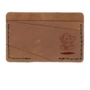 Double Horizontal Card Wallet: Elephant Buddah