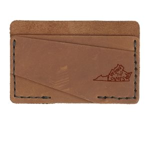 Double Horizontal Card Wallet: VA is for Lovers
