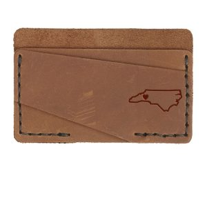 Double Horizontal Card Wallet: WNC Heart