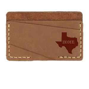 Double Horizontal Card Wallet