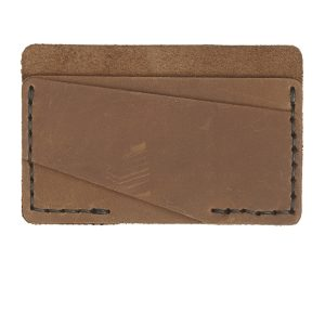 Double Horizontal Card Wallet: Custom
