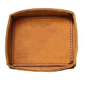 Leather Desk Tray: Custom