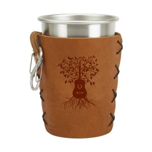 Stainless Steel Pint Holder with Loop & Clip: Guitar Tree