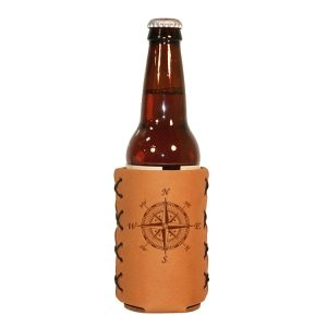 Bottle Holder: Compass Rose