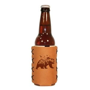 Bottle Holder: Mountain Bear