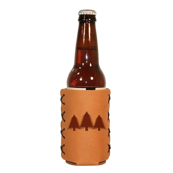 Bottle Holder: Pine Trees