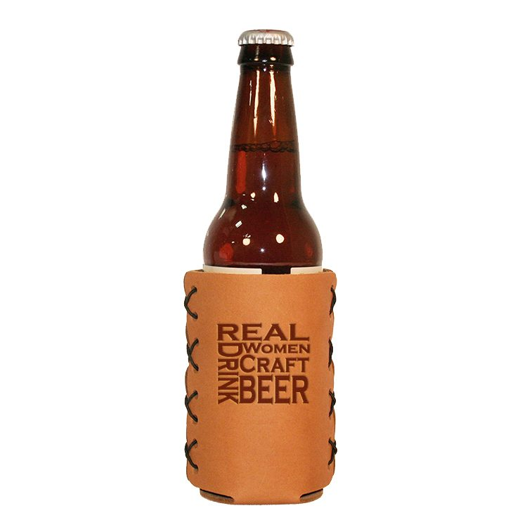 Bottle Holder: Real Women...Beer