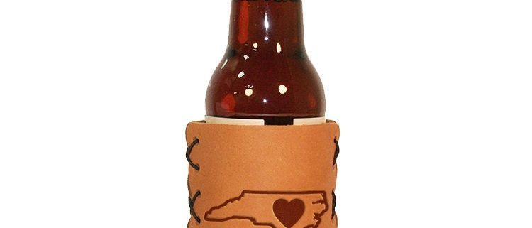 Bottle Holder: NC Heart