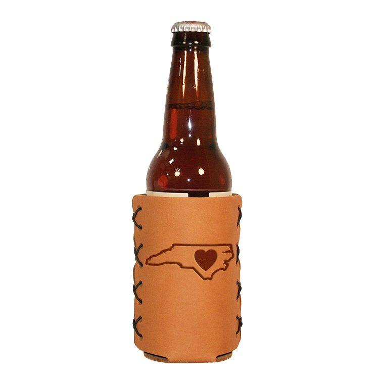 Bottle Holder: NC Heart