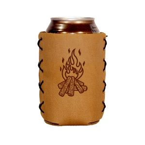 Can Holder: Camp Fire