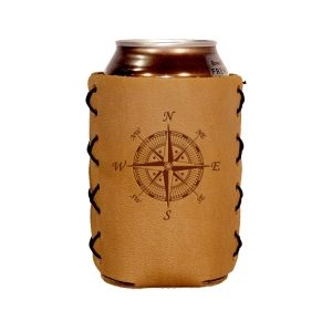 Can Holder: Compass Rose