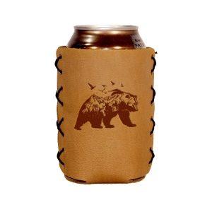 Can Holder: Mountain Bear