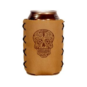 Can Holder: Candy Skull