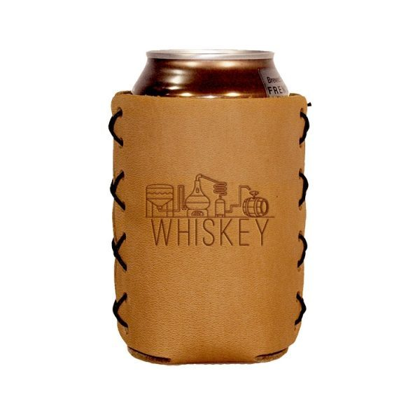 Can Holder: Whiskey