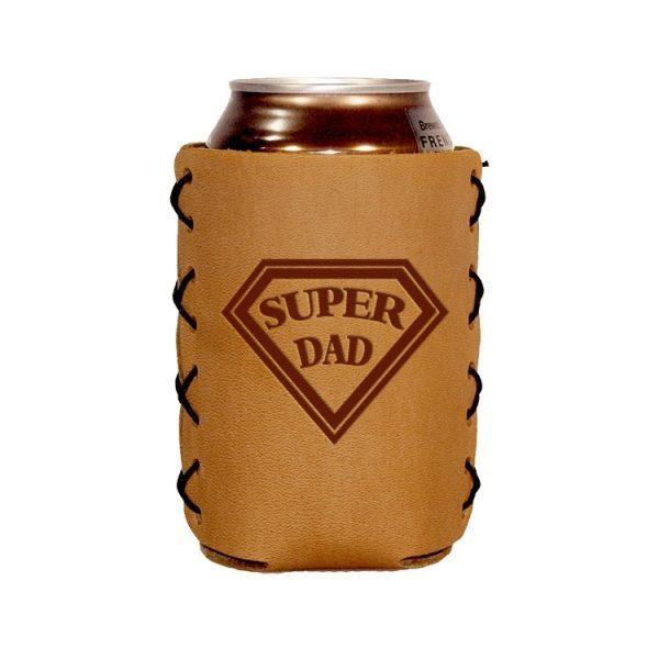 Can Holder: Super Dad
