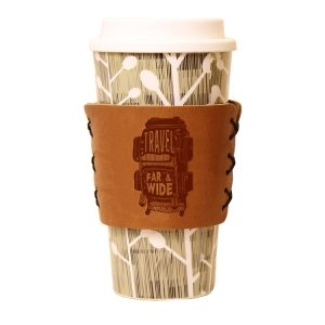 Coffee / Multi Sleeve: Travel Far & Wide