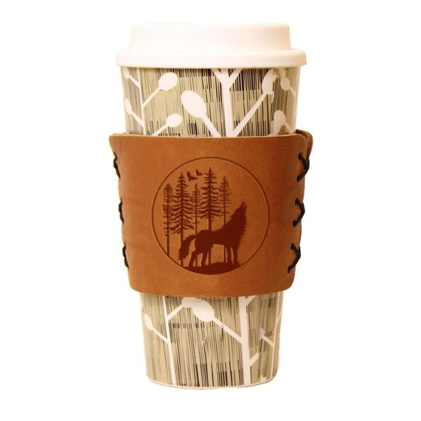 Coffee / Multi Sleeve: Howling Wolf
