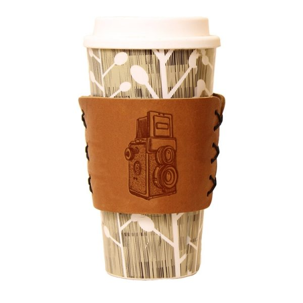 Coffee / Multi Sleeve: Twin Lens Camera