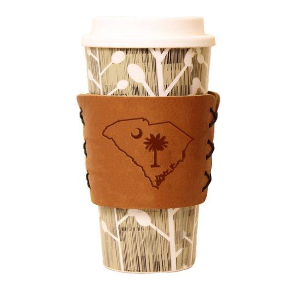 Coffee / Multi Sleeve: SC Palmetto