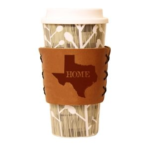 Coffee / Multi Sleeve: TX Home