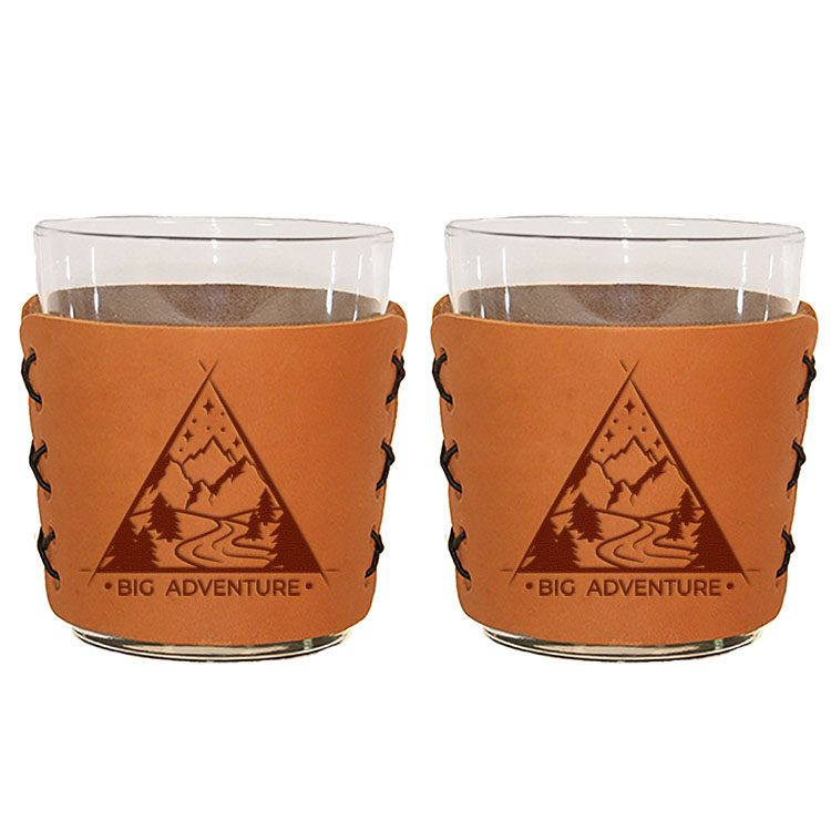 Highball Set of 2 with Glasses: Big Adventure