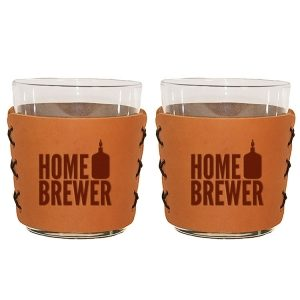 Highball Set of 2 with Glasses: Home Brewer