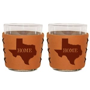 Highball Set of 2 with Glasses: TX Home