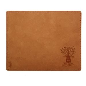 Mouse Pad with Decorative Stitch: Guitar Tree