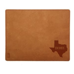 Mouse Pad with Decorative Stitch: TX Home