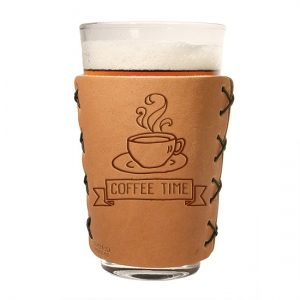 Pint Holder: Coffee Time