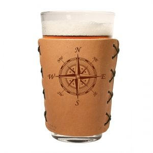 Pint Holder: Compass Rose